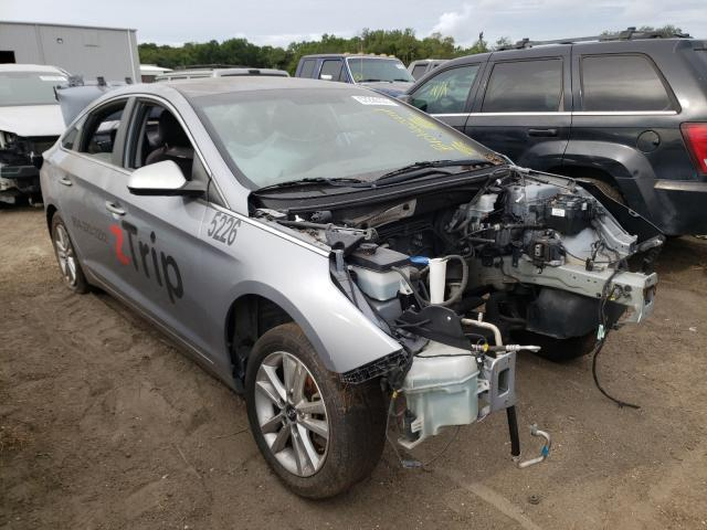 Salvage cars for sale from Copart Jacksonville, FL: 2016 Hyundai Sonata SE