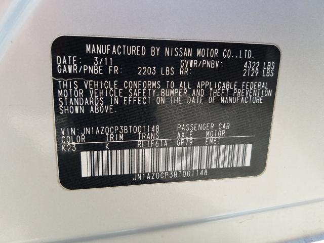 JN1AZ0CP3BT001148