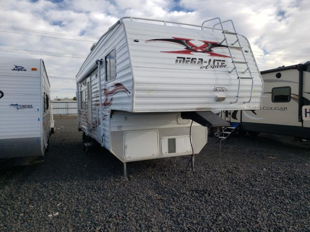 Salvage cars for sale from Copart Airway Heights, WA: 2008 Extreme Mega Lite