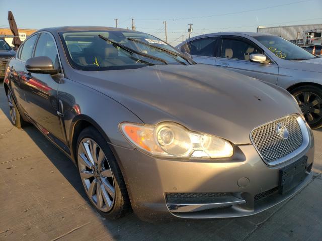 Jaguar Vehiculos salvage en venta: 2010 Jaguar XF Premium
