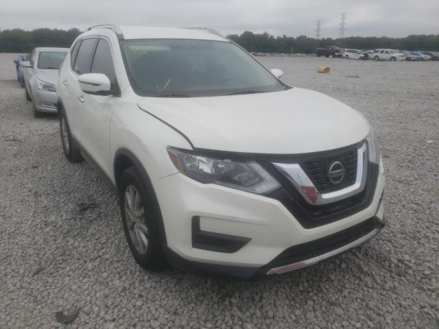 Salvage cars for sale from Copart Memphis, TN: 2018 Nissan Rogue S