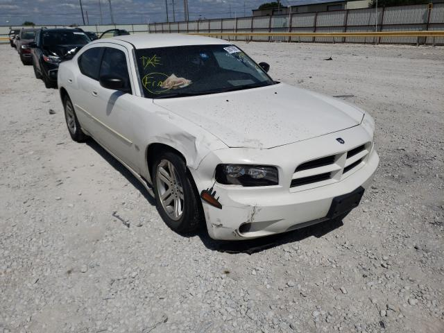 Salvage cars for sale from Copart Haslet, TX: 2006 Dodge Charger SE
