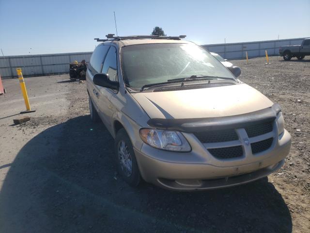 Dodge salvage cars for sale: 2001 Dodge Grand Caravan