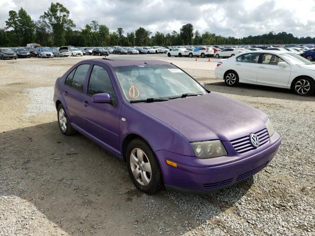 Vehiculos salvage en venta de Copart Lumberton, NC: 2003 Volkswagen Jetta GLS