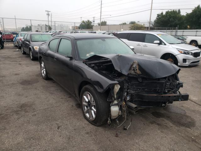 Salvage cars for sale from Copart Moraine, OH: 2008 Dodge Charger SX