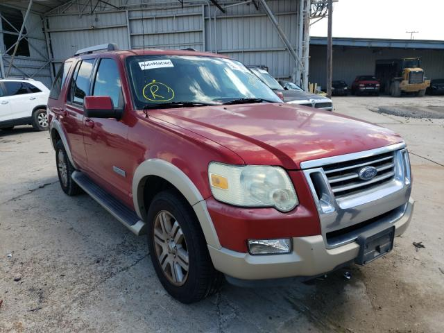 Salvage cars for sale from Copart Corpus Christi, TX: 2006 Ford Explorer E