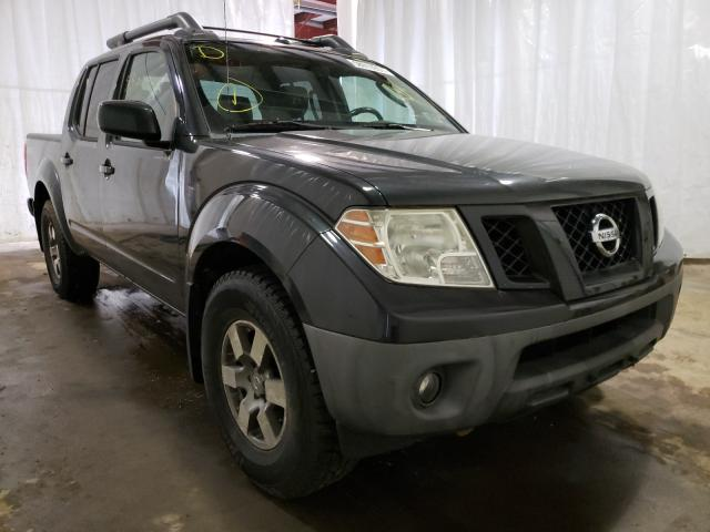 Salvage cars for sale from Copart Central Square, NY: 2011 Nissan Frontier S
