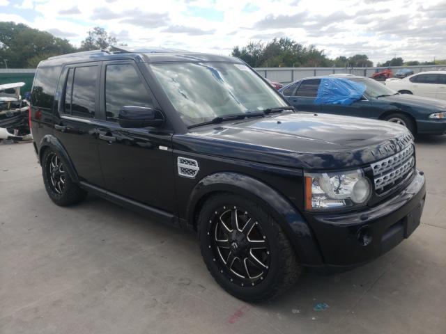 Vehiculos salvage en venta de Copart Wilmer, TX: 2012 Land Rover LR4 HSE LU