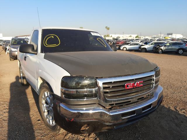Vehiculos salvage en venta de Copart Phoenix, AZ: 2001 GMC New Sierra
