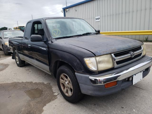 Salvage cars for sale from Copart Riverview, FL: 1999 Toyota Tacoma XTR