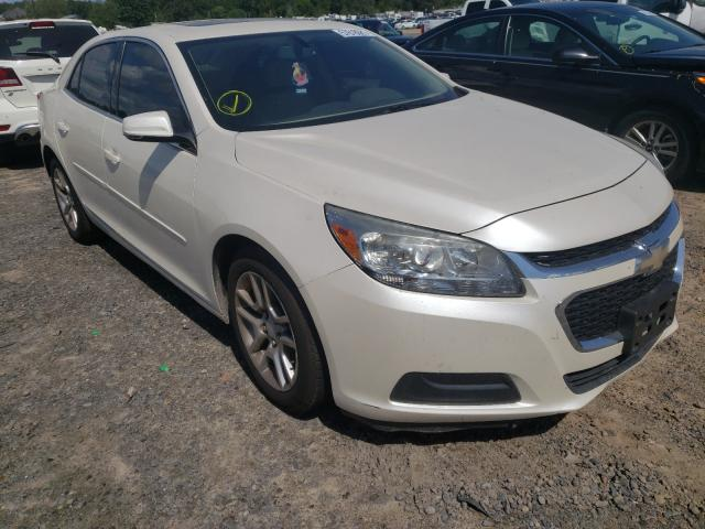 Salvage cars for sale at Conway, AR auction: 2014 Chevrolet Malibu 1LT