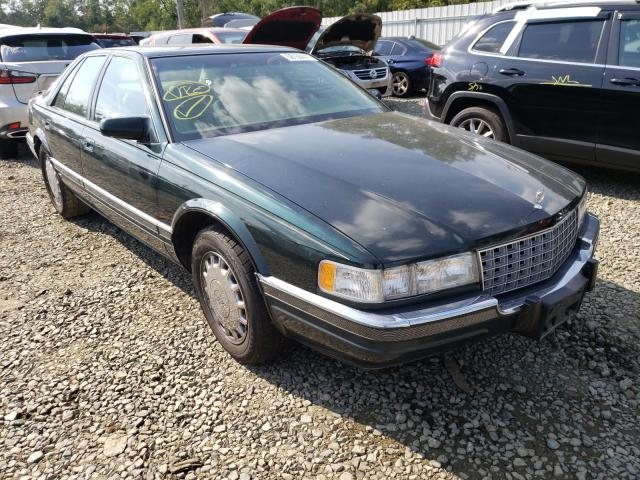Cadillac Seville salvage cars for sale: 1993 Cadillac Seville