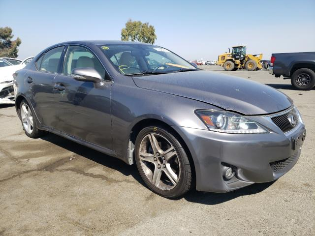 Vehiculos salvage en venta de Copart Martinez, CA: 2012 Lexus IS 250