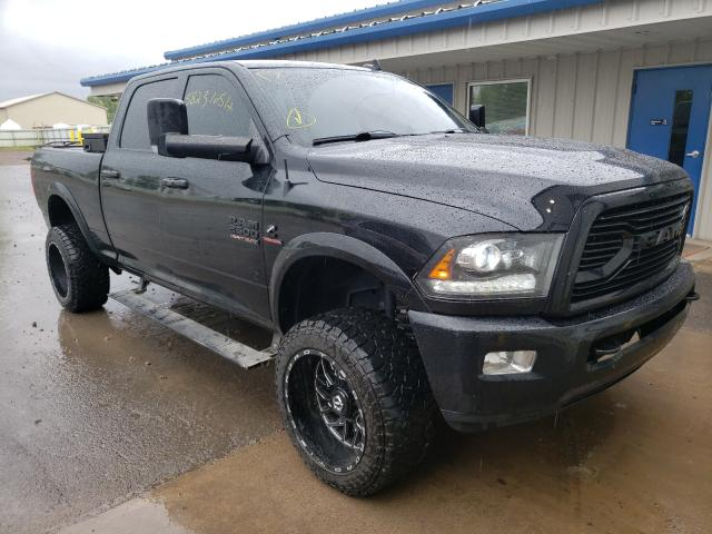 Salvage cars for sale from Copart Central Square, NY: 2014 Dodge 2500 Laram