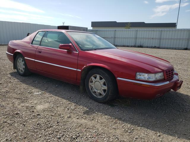 Vehiculos salvage en venta de Copart Bismarck, ND: 1998 Cadillac Eldorado T