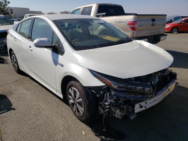 Vehiculos salvage en venta de Copart Martinez, CA: 2018 Toyota Prius Prim