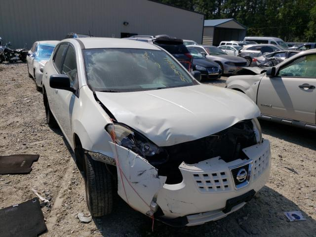 Salvage cars for sale from Copart Seaford, DE: 2008 Nissan Rogue S