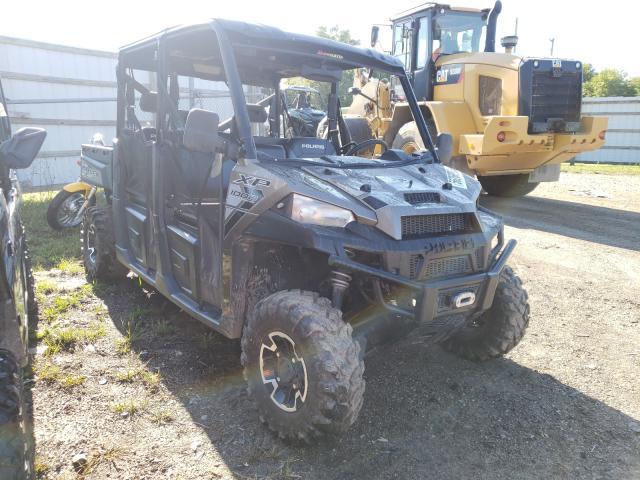 Salvage cars for sale from Copart Davison, MI: 2017 Polaris Ranger CRE