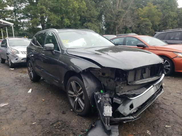 Salvage cars for sale from Copart Austell, GA: 2019 Volvo XC60 T5 MO