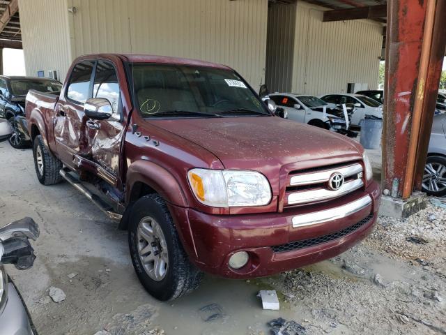 Vehiculos salvage en venta de Copart Homestead, FL: 2006 Toyota Tundra DOU