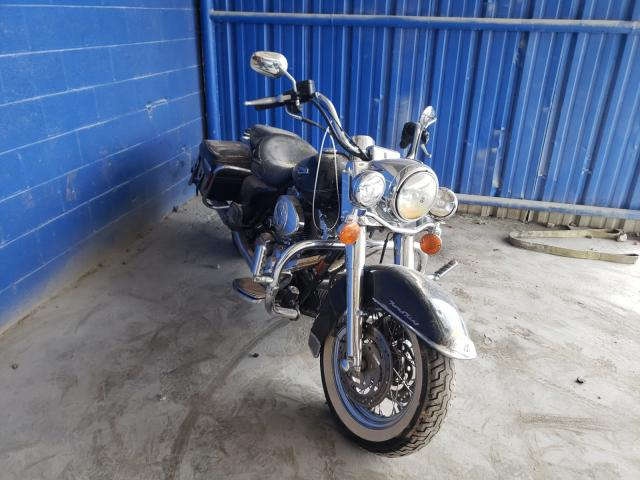 Salvage cars for sale from Copart Cartersville, GA: 2005 Harley-Davidson Flhrci