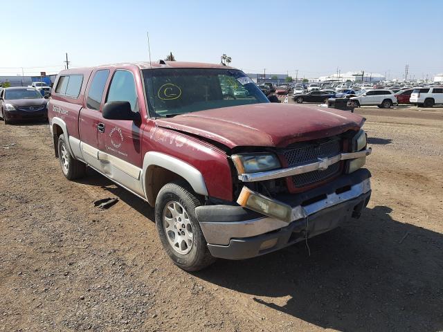 Salvage cars for sale from Copart Phoenix, AZ: 2004 Chevrolet Silverado