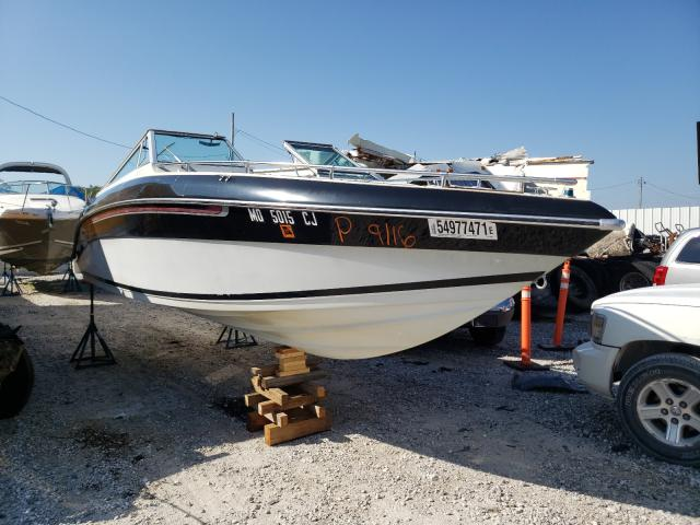 Salvage boats for sale at Rogersville, MO auction: 1988 Crownline Celebrity