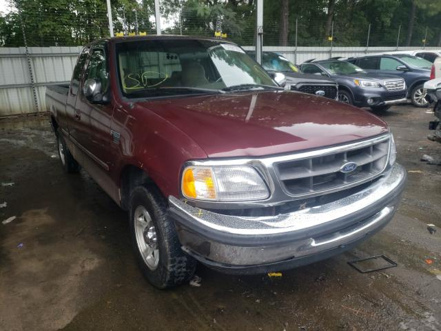 Salvage cars for sale from Copart Austell, GA: 1998 Ford F150