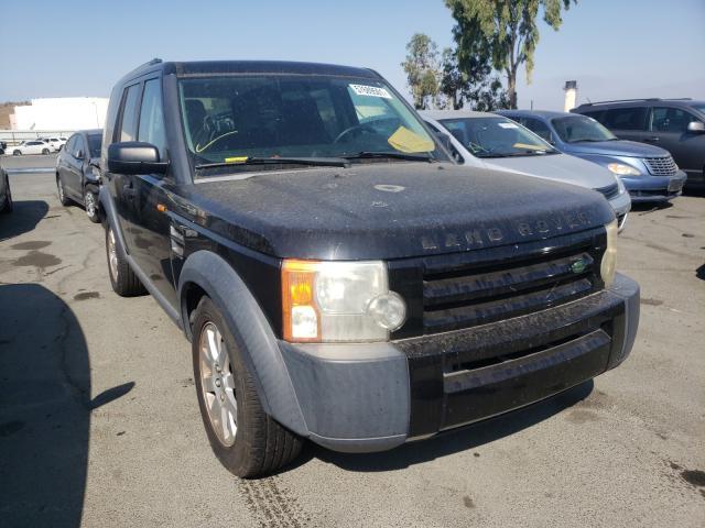 Vehiculos salvage en venta de Copart Martinez, CA: 2006 Land Rover LR3 SE