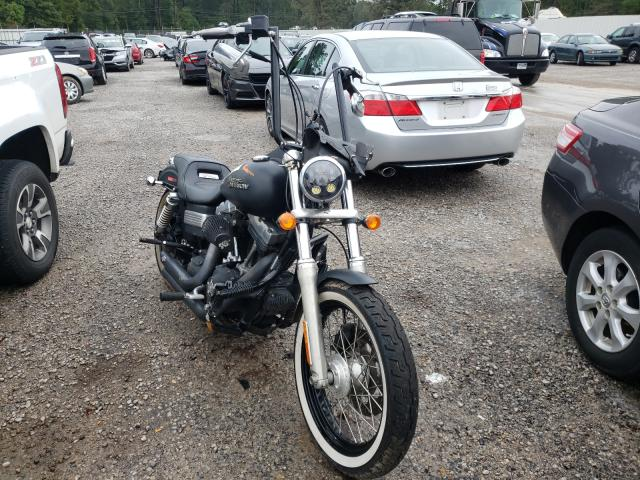 Salvage cars for sale from Copart Greenwell Springs, LA: 2010 Harley-Davidson Fxdb