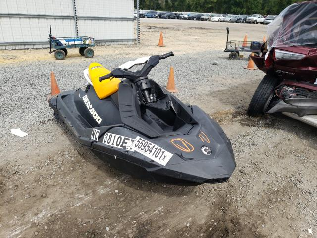 Salvage cars for sale from Copart Lumberton, NC: 2021 Seadoo Spark