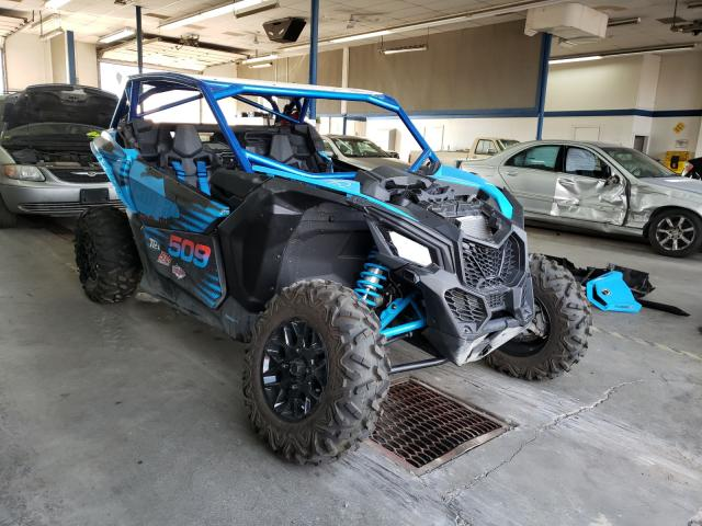 Salvage cars for sale from Copart Pasco, WA: 2021 Can-Am Maverick X