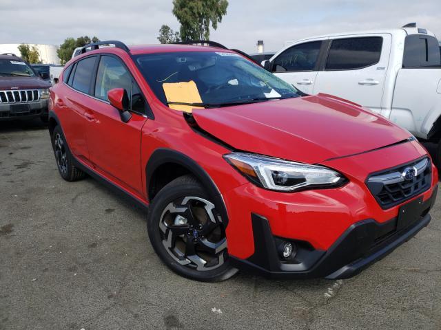 Vehiculos salvage en venta de Copart Martinez, CA: 2021 Subaru Crosstrek