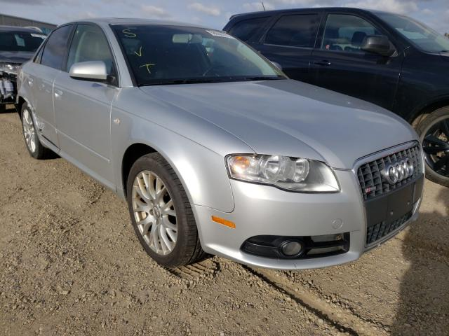 Audi salvage cars for sale: 2008 Audi A4 2.0T