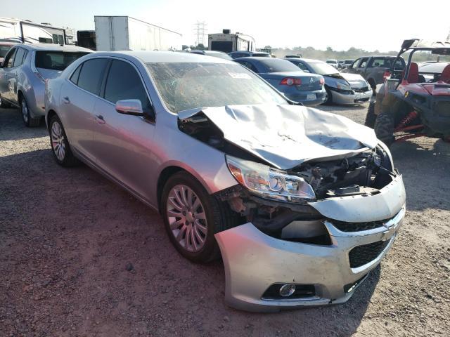 Salvage cars for sale at Tucson, AZ auction: 2015 Chevrolet Malibu 2LT