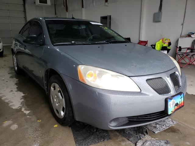 Pontiac Vehiculos salvage en venta: 2008 Pontiac G6 Value L