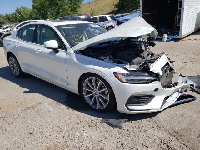 Volvo salvage cars for sale: 2020 Volvo S60 T5 MOM