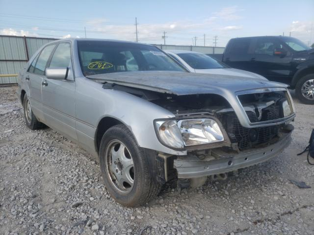 Salvage cars for sale from Copart Haslet, TX: 1997 Mercedes-Benz S 320W