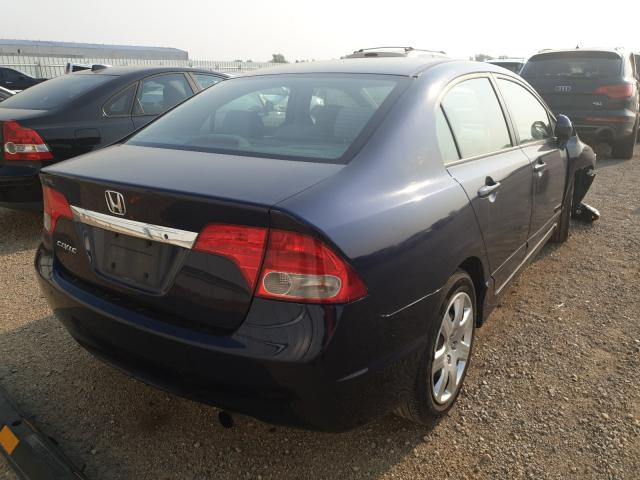 2010 HONDA CIVIC LX 19XFA1F53AE006691