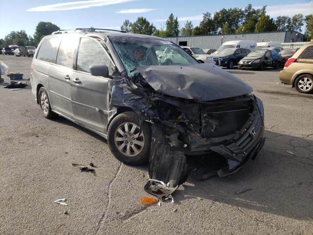 Salvage cars for sale from Copart Portland, OR: 2008 Honda Odyssey EX