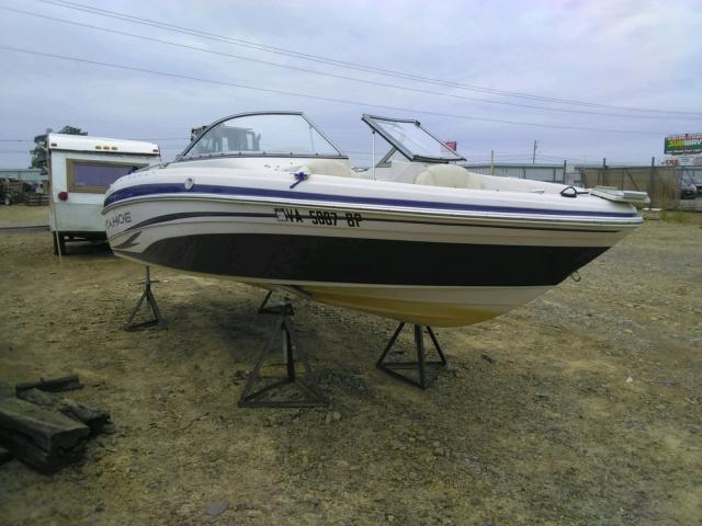 Tahoe salvage cars for sale: 2010 Tahoe Q6 Boat