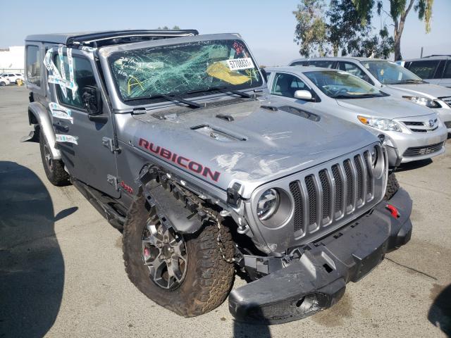 Vehiculos salvage en venta de Copart Martinez, CA: 2021 Jeep Wrangler U