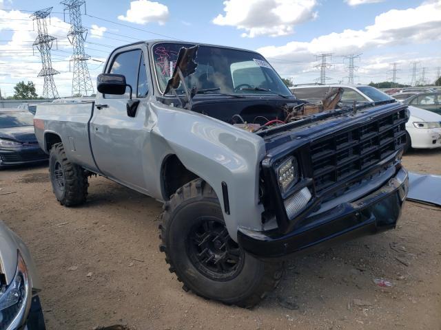 Chevrolet Pickup Vehiculos salvage en venta: 1980 Chevrolet Pickup