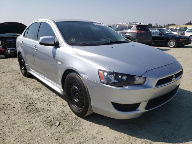 Mitsubishi salvage cars for sale: 2012 Mitsubishi Lancer ES