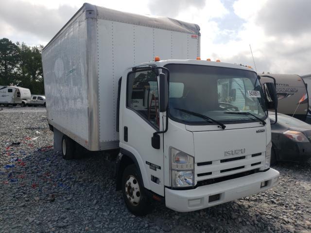 Vehiculos salvage en venta de Copart Dunn, NC: 2015 Isuzu NPR