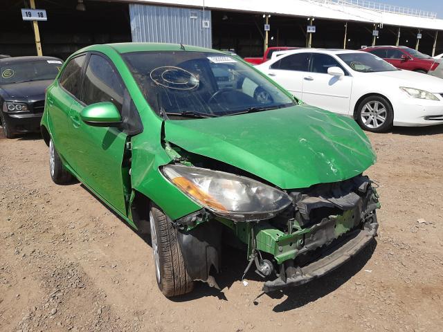 Mazda 2 salvage cars for sale: 2011 Mazda 2