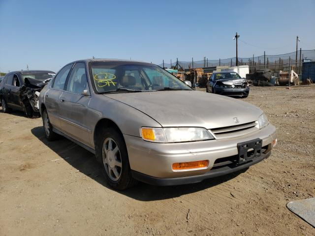 Salvage cars for sale from Copart San Martin, CA: 1994 Honda Accord EX