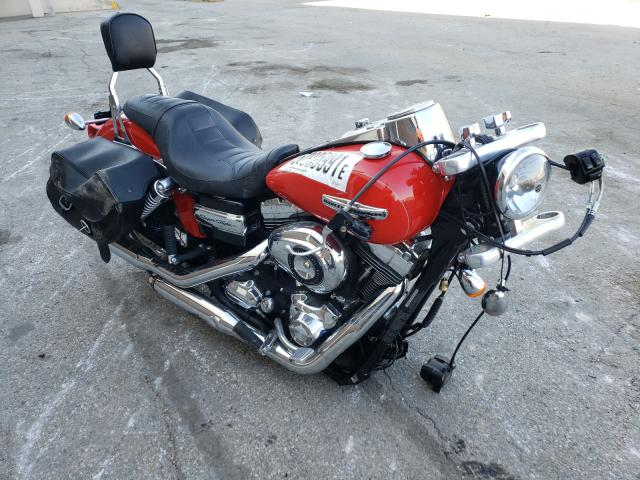 Salvage cars for sale from Copart Wheeling, IL: 2010 Harley-Davidson Fxdc