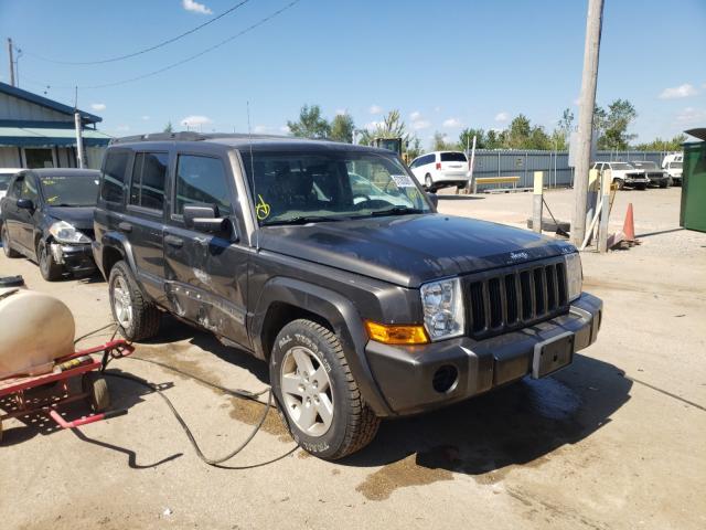 2006 Jeep Commander en venta en Pekin, IL