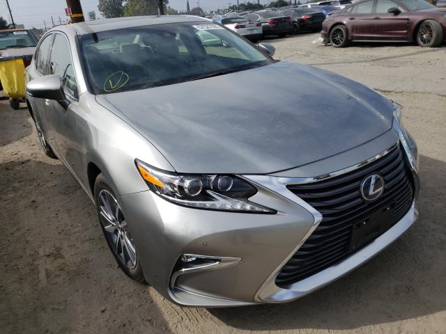Upcoming salvage cars for sale at auction: 2018 Lexus ES 300H